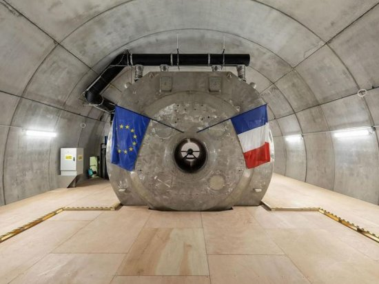 Image Project Iseult's MRI magnet sets a world record in Paris-Saclay (France)